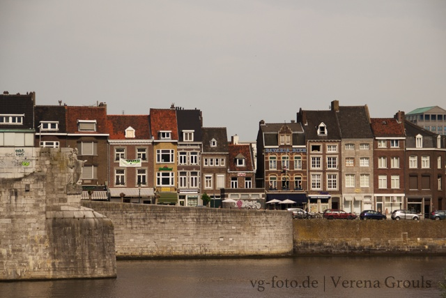 kleine Skyline von Maastricht